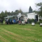 Visiting the Auckland Bee Club