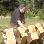 How to Paint a Beehive Box