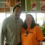 Franklin Bee Club and Tana Umaga?