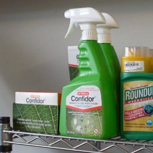 Neonicotinoids available now at your Garden Centre