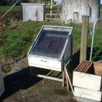 Solar Wax Extractor