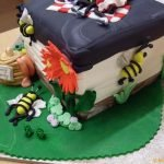 The Bee Cake