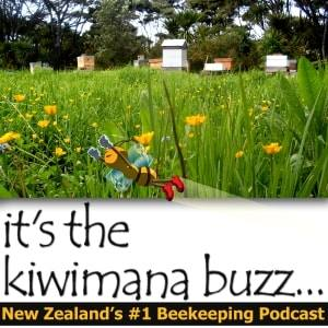The Kiwimana Buzz Beekeeping Podcast