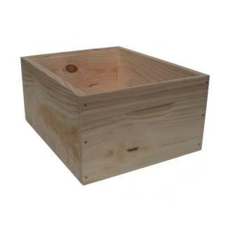 Hive Box  Pine