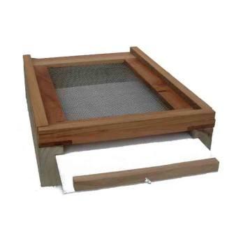 kiwimana Meshboard Inspection Tray Open