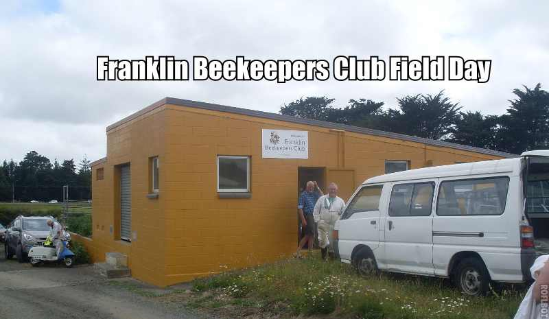 Franklin Beekeepers Club Field Day