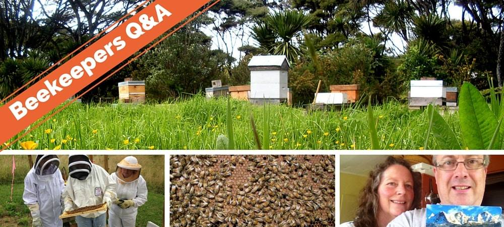 Beekeepers Q&A