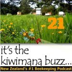 Twenty One Today – Sugar Shaking, Pseudoscorpions and Bees at Weddings? KM021