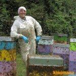 Paul Berry about being an Organic Beekeeper in New Zealand…KM030