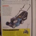Handy article on easy lawnmower maintenance