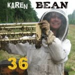 Karen Bean – Off grid beekeeper and blogger extraordinaire – KM036