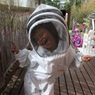 Childrens Bee Suit Age 3