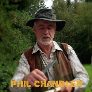 Barefoot Beekeeper - Phil Chandler