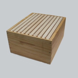 Hive Box with Ten Frames