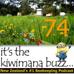 CCD in New Zealand? Take me down to the Parasite City – KM074