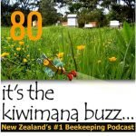 kiwimana Beekeeping Podcast 80