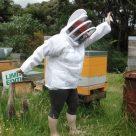 Ventilated Beekeeping Jacket Running