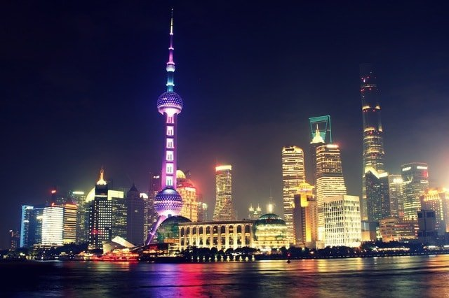 Shanghai is the largest Chinese city by population