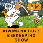 Bee Breeding Season Starts in NZed- KM112