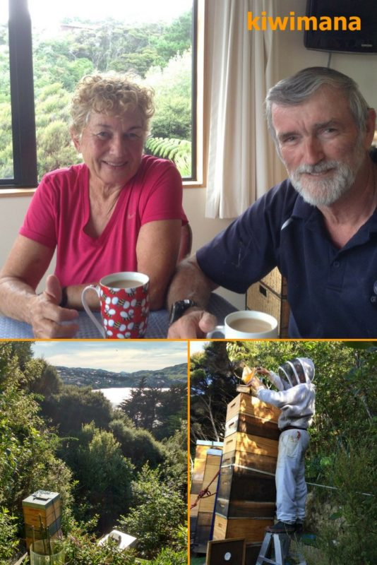 Beekeeping in the Hills of Wellington – We talk to Jim Hepburn – KM125