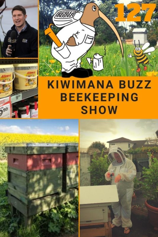 Springtime for Down Under Beekeepers – KM127