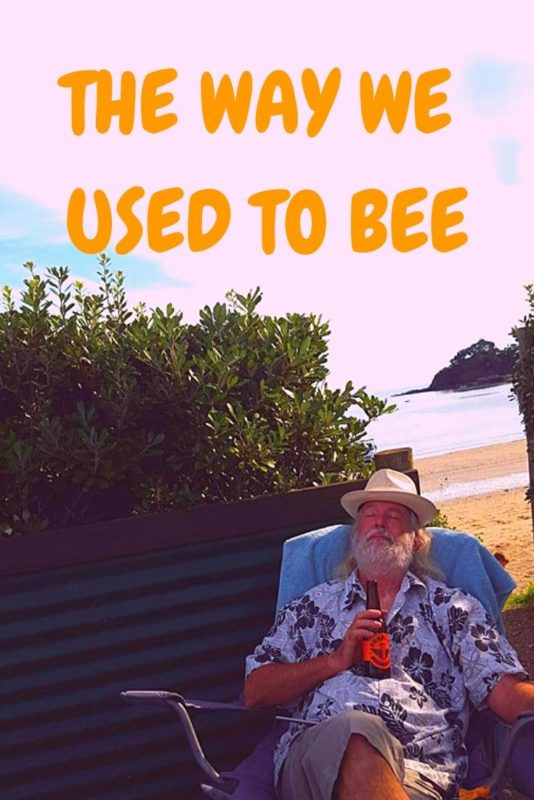 The Way We Used to Bee – New Zealands First Beekeeping Podcast – KM133