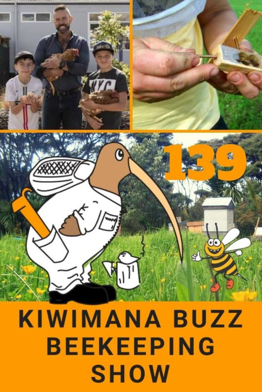 Chicken Coops and Bee Hives for the Future – KM139